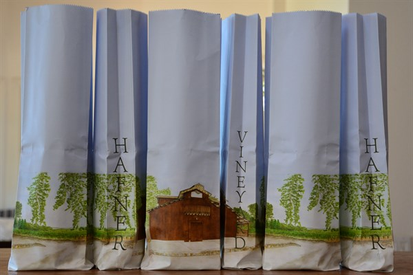 Hafner Bottle Bags for Gifts