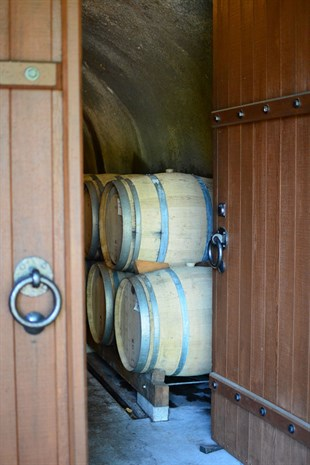 Wine Caves at Hafner Vineyard