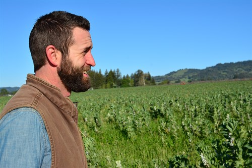 David Huebel, Hafner's vineyard manager