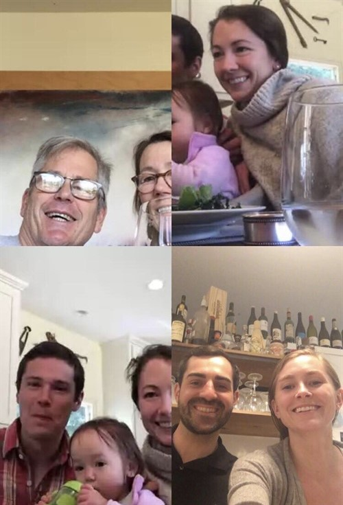 Virtual Family Lunch