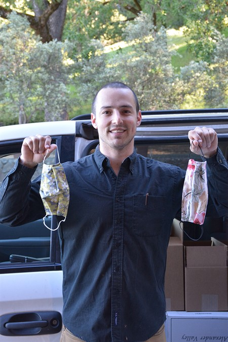 Spencer Face Masks