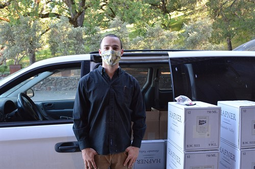Wine Deliveries Bay Area