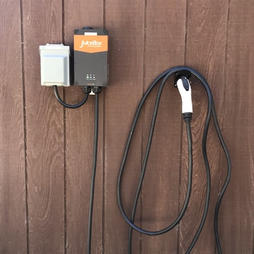 EV Charger at Hafner